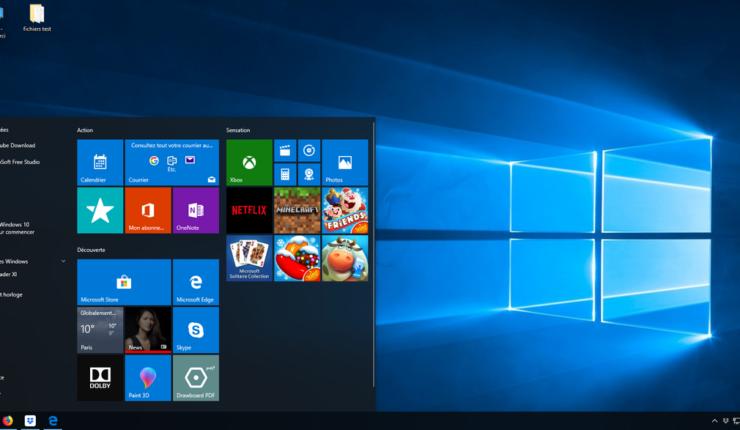 Passer à Windows 10