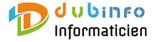 Nouveau logo Dubinfo